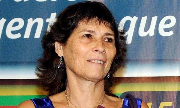 """""""Pimpi"""" Colombo, Secretaria General del Sindicato de Amas de Casa"""