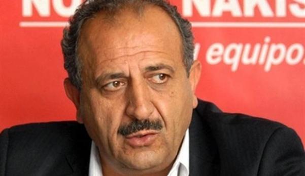 Noray Nakis, vicepresidente de Independiente