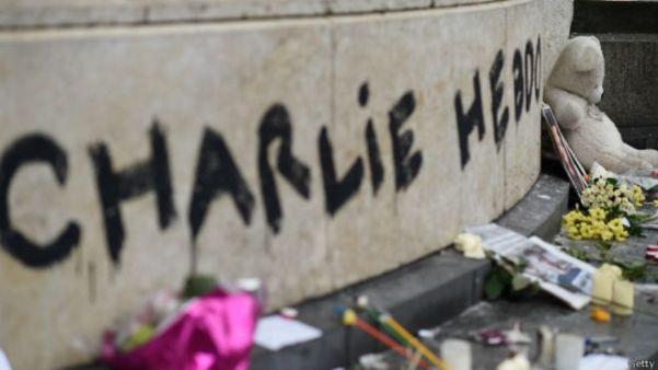 Atentado al Semanario Charlie Hebdo