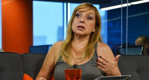 María José Lubertino, candidata a diputada nacional por el FPV
