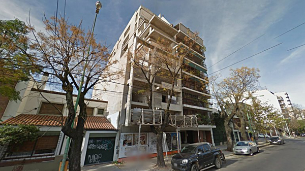 Edificio de Belgrano deberá demoler 5 pisos
