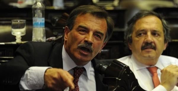 Miguel Bazze, diputado nacional por la UCR