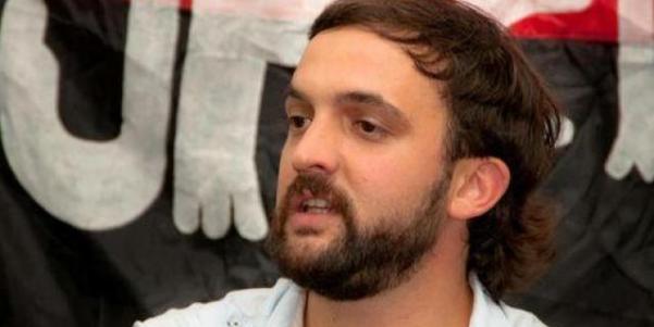Leonardo Grosso, diputado nacional por el FpV.