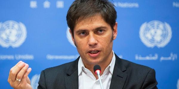Axel Kicillof, Diputado Nacional por la Ciudad de Buenos Aires