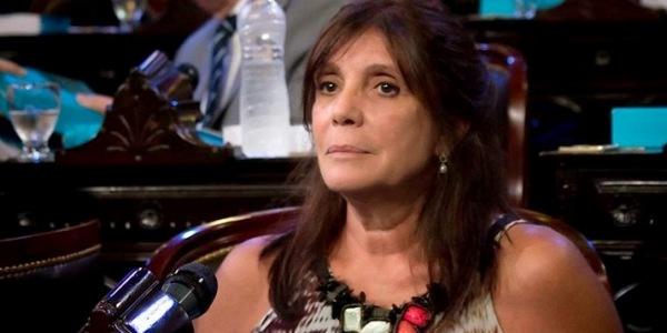 María Teresa García, diputada nacional por el FPV