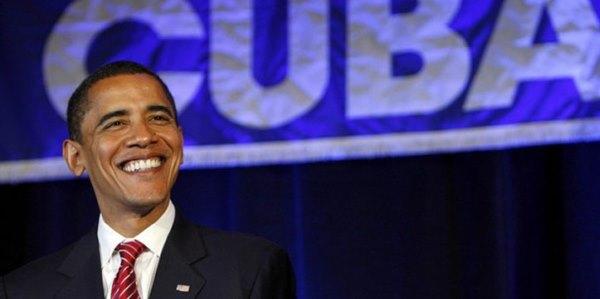 Barack Obama visitó Cuba